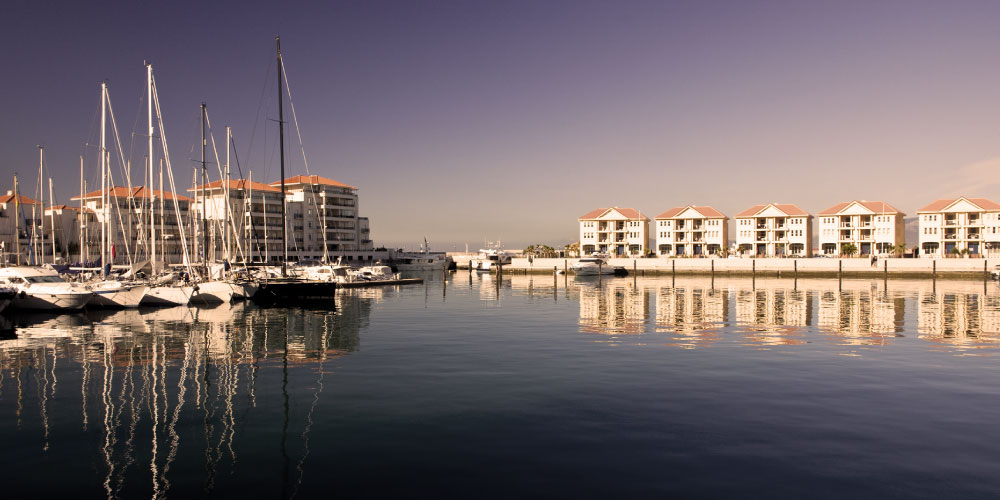 Gibraltar Queensway Quay Marina views image